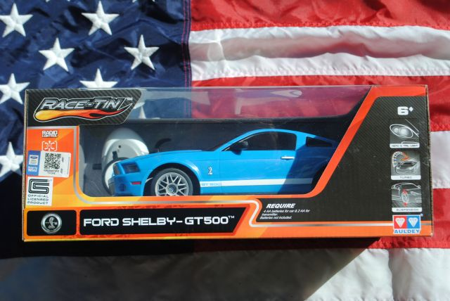 Race-Tin LC258870-6 FORD SHELBY-GT500