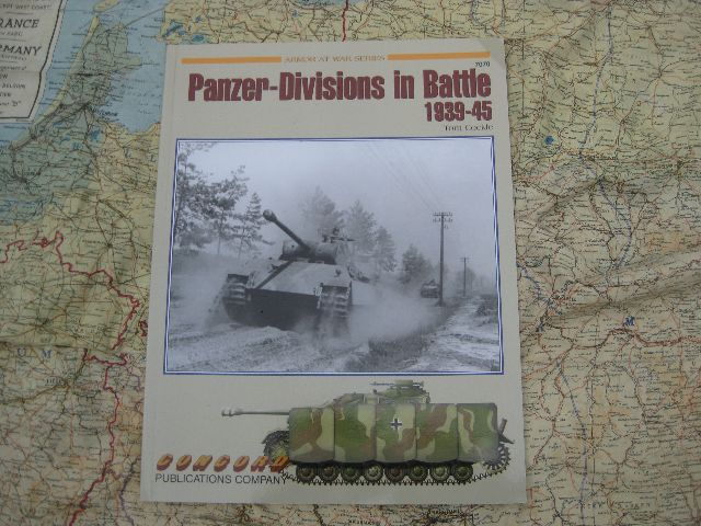 CO.7070  Panzer-Divisions in Battle 1939-1945