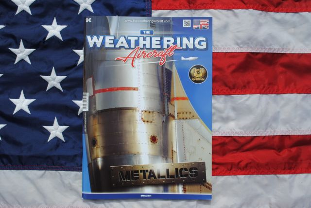 A.MIG-5205 The Weathering Magazine Aircraft Issue 5 Metallics