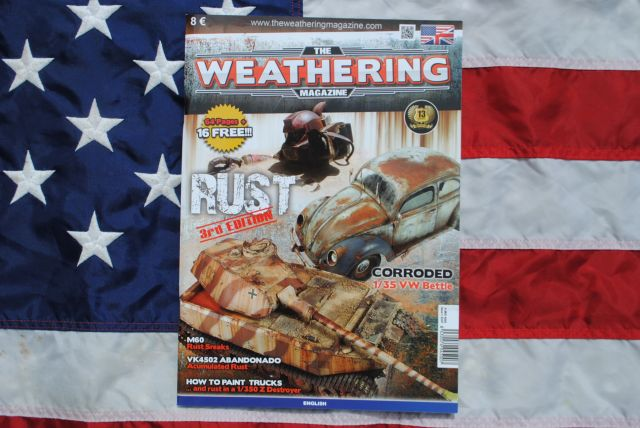A.MIG-4500 The WEATHERING Magazine Issue 1