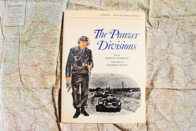 OSPREY The Panzer Divisions
