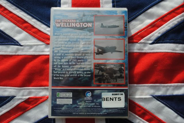 The VICKERS WELLINGTON