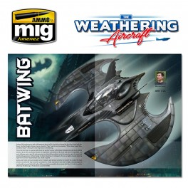 Ammo by Mig 5214 The WEATHERING Aircraft Magazine 'NIGHT COLORS'