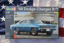 Revell 07188 '68 Dodge Charger R/T