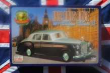 Minicraft 11209 1962 ROLLS ROYCE SILVER CLOUD II