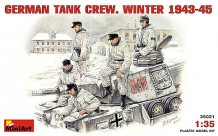 MA.35021 German Tank Crew Winter '43- 45'