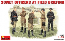 MA.35027 Soviet Officers at Field Brieffing