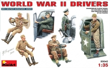 MA.35042  WORLD WAR II DRIVERS