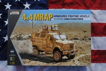 KIN61011 4X4 MRAP Armoured Fighting Vehicle