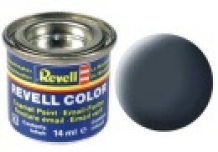 Revell 009 Antraciet mat  14ml.