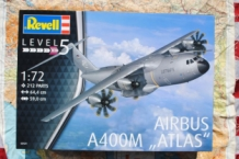 "Revell 03929 AIRBUS A400M ""ATLAS"""