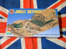 Airfix A03382  Jungle Outpost