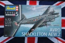 REV04920 AVRO SHACKLETON AEW.2