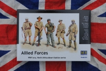 Master Box MB3594  Allied Forces