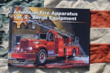 SQS6402  American Fire Apparatus Volume 2 Aerial Equipment