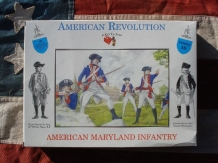 A CALL to ARMS 3210  American Maryland Infantry American Revolution