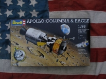 "REV04827  Apollo ""Columbia"" & ""Eagle"""