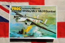 F207  Armstrong Whitworth Whitley Mk.V / Mk.VII Bomber