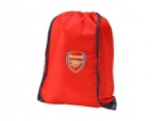 "AR ON002015  Arsenal GYMBAG ""Rood"""