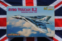CH2016  AVRO VULCAN B.2 Ascension Island 1982