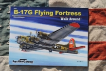 SQS5567   B-17G Flying Fortress