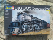 Revell 02165  BIG BOY Locomotive 1/87