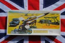 Airfix 02309-0 BRISTOL BLOODHOUND Missile with Land Rover Jeep
