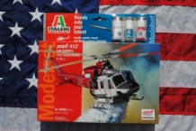 "IT70391 Bell 412 ""Los Angeles Fire Department"""