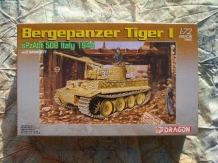 Dragon 7210  Bergepanzer TIGER I bergings tank