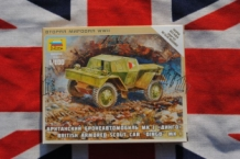 ZVE6229 British Armoured Scout Car DINGO Mk.I