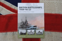 "OPNV.160  BRITISH BATTLESHIPS 1939- 1945 part 2 ""Nelson and King George V Class"""