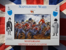 A CALL to ARMS 3212  BRITISH FOOT GUARDS Britse soldaten Waterloo