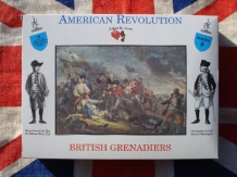 A CALL to ARMS 3208 British Grenadiers Soldaten American Revolution