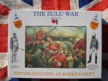 A CALL to ARMS 3207  British Infantry at RORKE'S DRIFT Zulu War