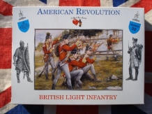 A CALL to ARMS 3232  British Light Infantry American Revolution