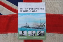 OPNV.145 BRITISH SUBMARINES OF WORLD WAR I
