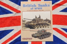 CO.7028  British Tanks of WWII part 2
