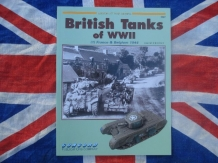 CO.7027  British Tanks of WWII Volume 1