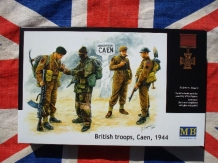 MB.3512F  British Troops Cean 1944