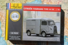 HLR80768 CITROËN FOURGON TYPE H
