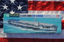 Tamiya 31711 CVE-9 BOGUE U.S.Navy Escort Carrier