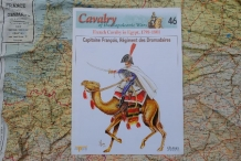 OPNV.056  French Cavalry in Egypt, 1798-1801 Capitaine Franqois