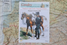OPNV.054  Napoleon's Light Cavalry Chasseur ?? Cheval, 1812