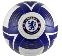 "CH25960  Chelsea FOOTBALL ""Wit/Blauw"" Federation"