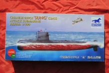 "BRONCO BB2006  Chinese 039G1 ""SUNG"" Class Attack Submarine"