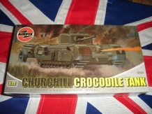 Airfix A02321  Churchill Crocodile