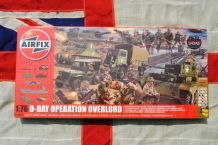 Airfix A50162 D-DAY OPERATION OVERLORD 6th June 1944