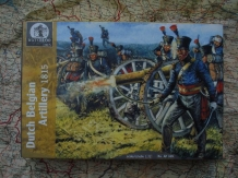 Waterloo 1815 AP009  Dutch / Belgian Artillery 1815