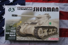 Dragon 3570 Egyptian SHERMAN Tank