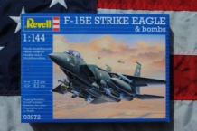 Revell 03972 F-15E STRIKE EAGLE with Bombs